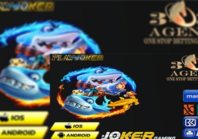 Agen Tembak Ikan Dan Slot Joker Gaming Indonesia